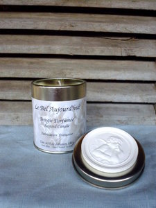 Scented Candle Ange in Tin